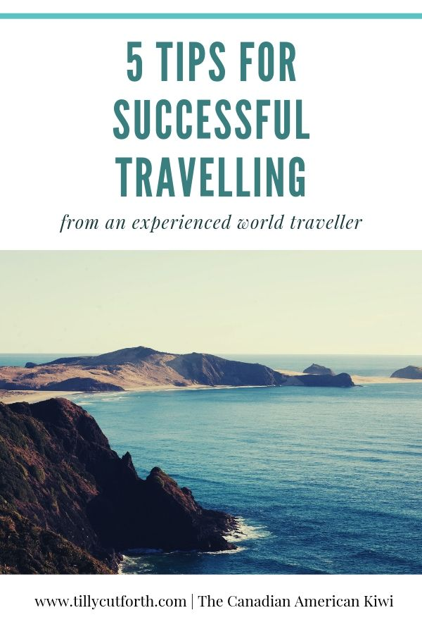 5tipsforsuccessfultravelling