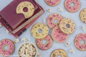 Sugar Cookies: Donuts