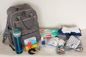 What's In My Diaper Bag (With a 3-Month-Old)