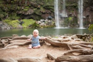 Portrait Session: Whangarei Falls