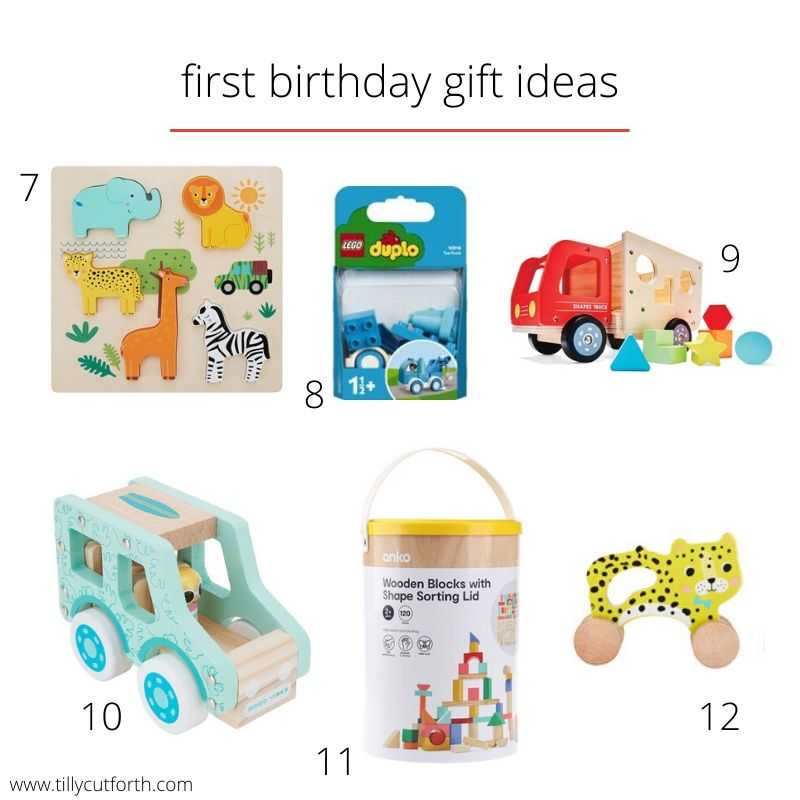 first birthday gift ideas nz