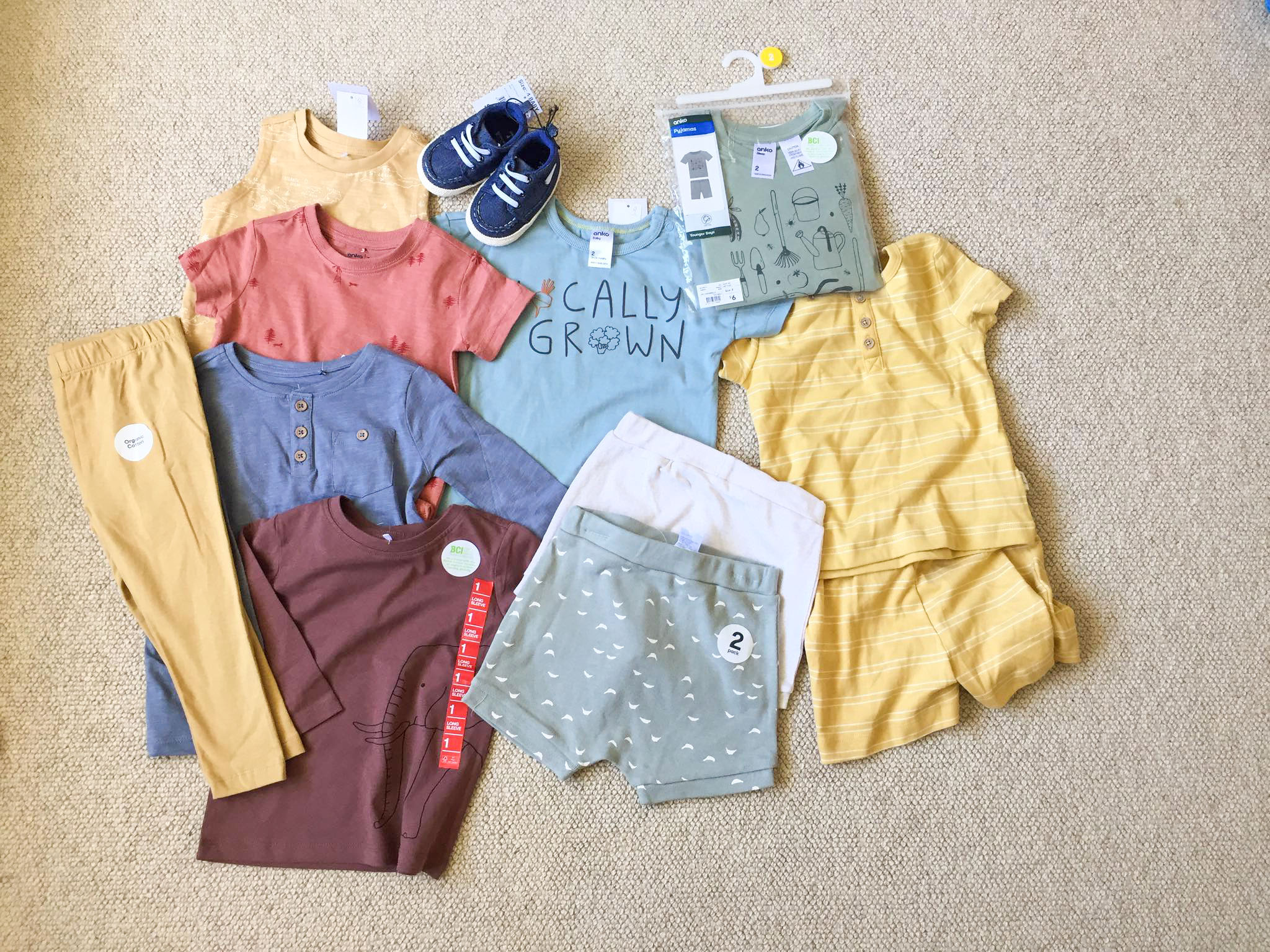 Toddler Clothes: Stylish and Affordable